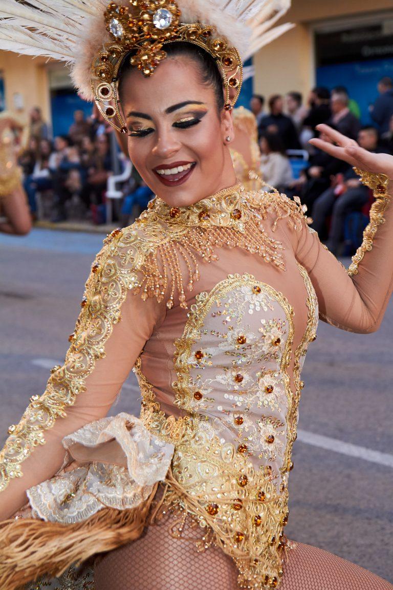 Ballet Oficial Federación de Peñas 2018 (Águilas)
