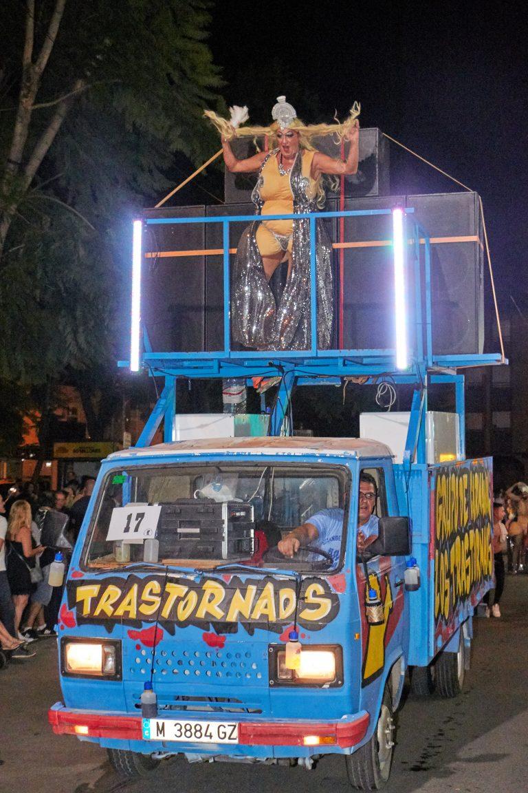 Los Trastornaos 2018 (Cabezo de Torres/Verano)