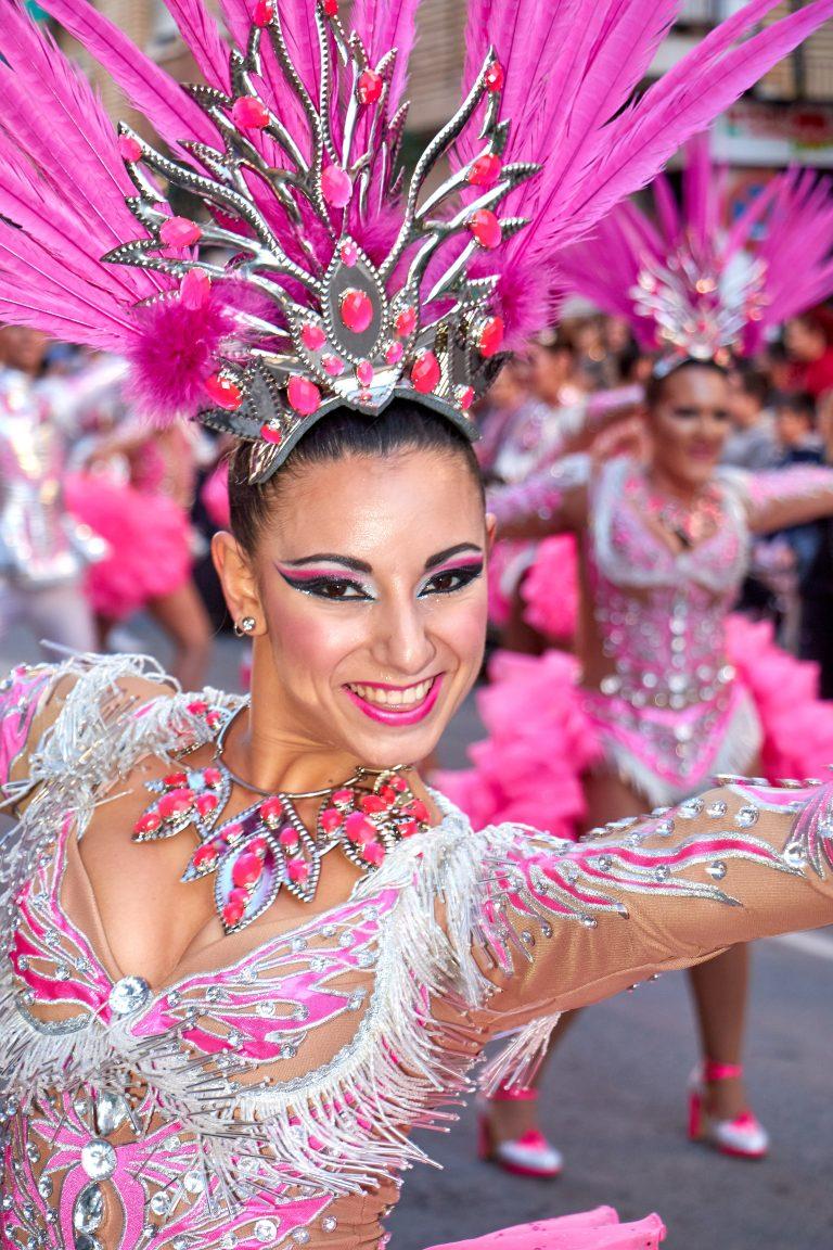 Ballet Oficial de la Federación de Peñas 2019 (Aguilas)