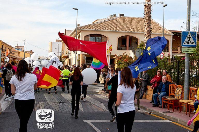 Lee más sobre el artículo Cabecera desfile 2019 (Rincón de Seca)