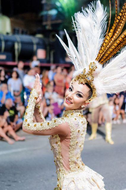 Carnaval de Verano de Águilas 2018
