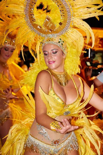 Carnaval de Verano de Santiago de la Ribera 2018