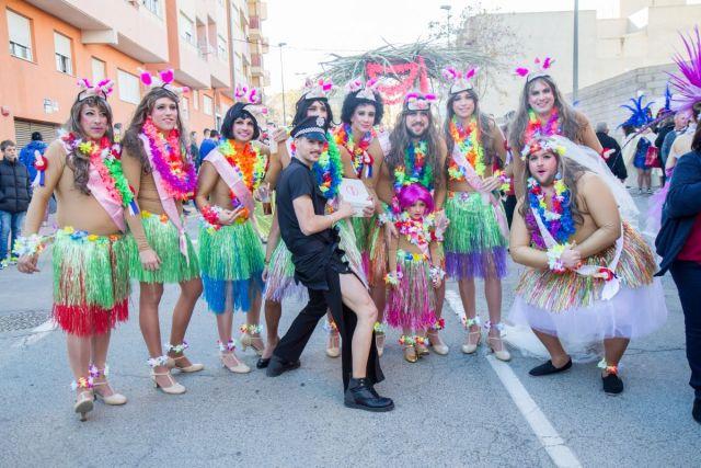 Carnaval de Mazarrón 2018